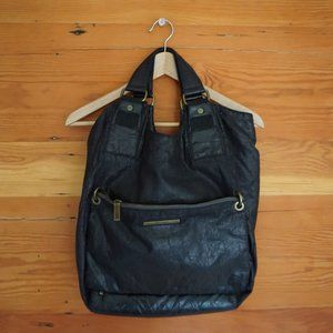 Matt & Nat Crinkle Vegan Hobo Shoulder Bag